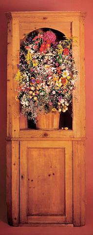 PAPERMOON Fototapetas »Flower Ornament - Türtape...