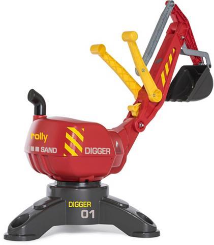ROLLY TOYS ® Spielzeug-Aufsitzbagger