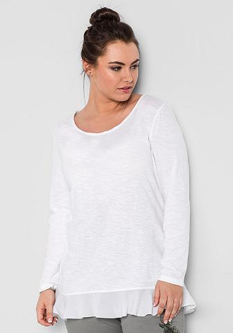 SHEEGO CASUAL Sheego marškinėliai ilgomis rankovėmis...