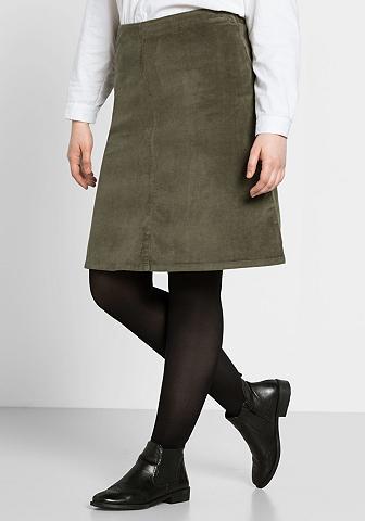 SHEEGO CASUAL A formos sijonas