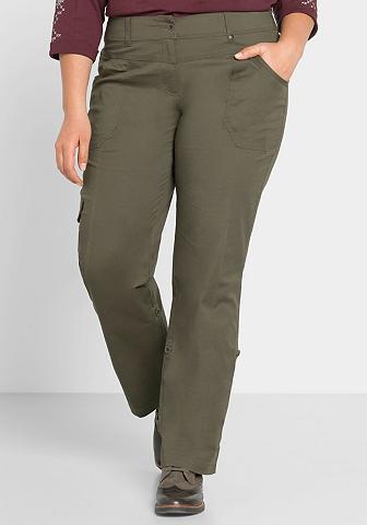 SHEEGO CASUAL Sheego kišeninės kelnės
