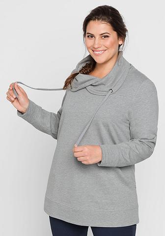 SHEEGO BASIC Sportinio stiliaus megztinis