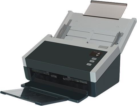 AVISION Dokumentų skeneris »AD 240 U«