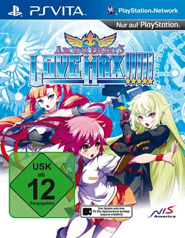 NIS Playstation Vita - Spiel »Arcana Heart...