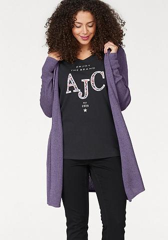 AJC Megztinis su gobtuvu
