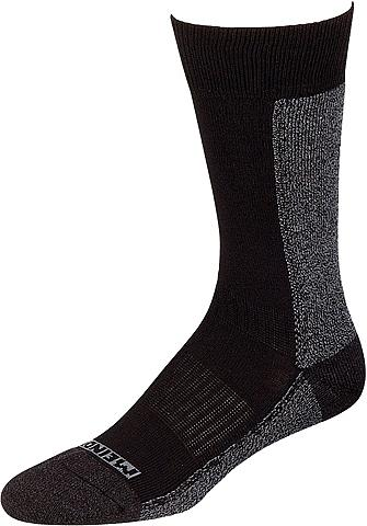 Kojinės »Trekking« juoda spalva