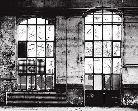 RASCH Tapetai »Factory III« Motiv (1-tlg.)