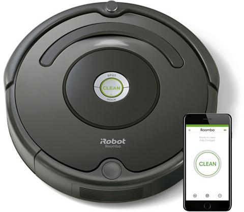 IROBOT Dulkių siurblys-robotas Roomba 676