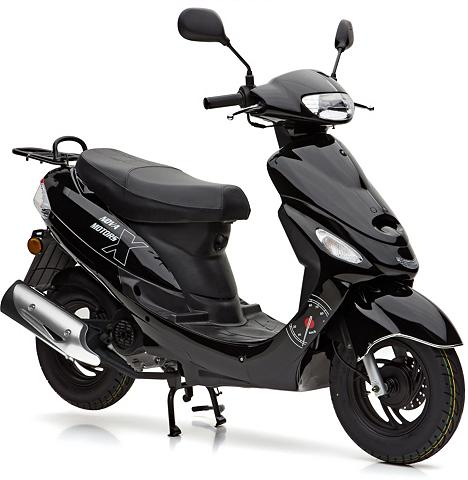 NOVA MOTORS Mofaroller »Eco Star« 49 ccm 25 km/h E...