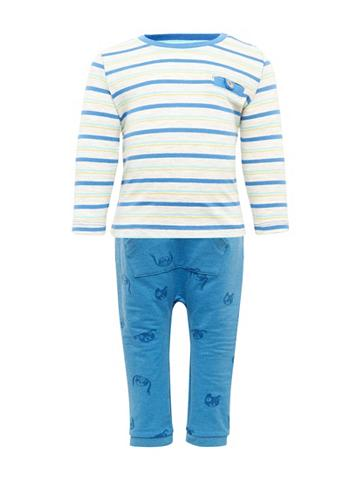 TOM TAILOR Marškinėliai ilgomis rankovėmis »Set i...
