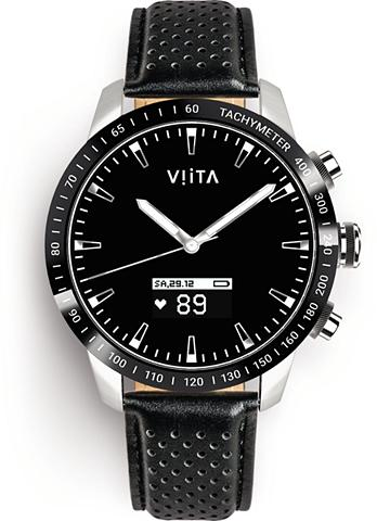 VIITA Connected Watch »Hybrid HRV Tachymeter...
