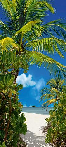 PAPERMOON Fototapetas »Tahiti - Türtapete« Vlies...