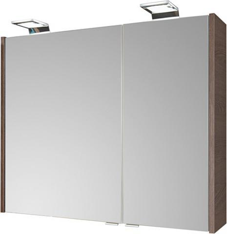 FACKELMANN Spintelė su veidrodžiu »Malua - Eiche«...