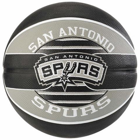 SPALDING NBA Team San Antonio Spurs Lauko Baske...
