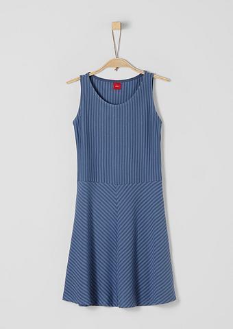 S.OLIVER RED LABEL JUNIOR Dryžuota suknelė dėl Mädchen