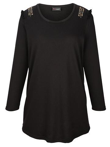 MIAMODA Sportinio stiliaus megztinis su Dekopl...