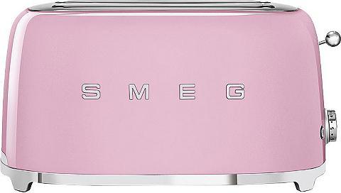 Smeg Toaster TSF02PKEU 2 lange Schlitze 150...