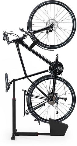 EASY MAXX Easymaxx dviračio stovas platzsparend