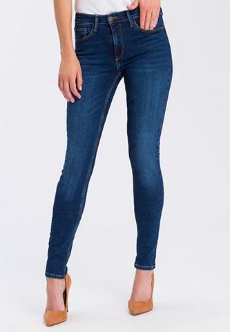 CROSS JEANS ® džinsai paaukštintu liemeniu »Natali...