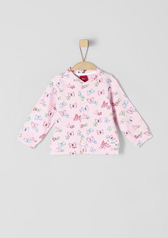 S.OLIVER RED LABEL JUNIOR Bliuzonas su Butterfly-Muster dėl Baby...