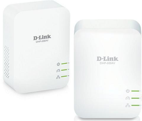 D-LINK Powerline »DHP-601AV/E (1000 Mbit/s) P...