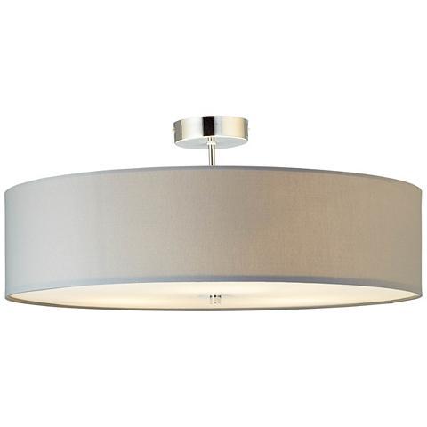 BRILLIANT LEUCHTEN Andria lubinis šviestuvas 60cm chrom/h...