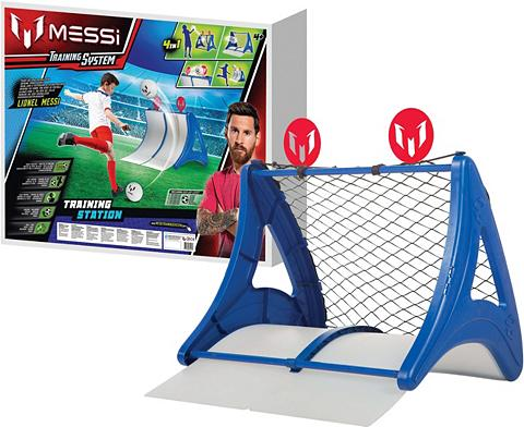 BELUGA Fußball-Set »MESSI Training Station«