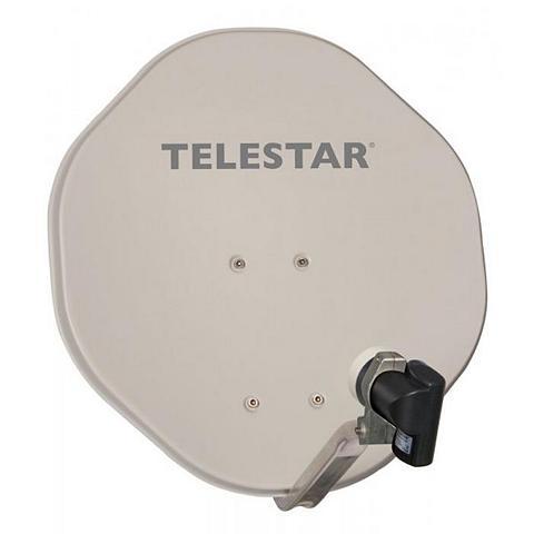 TELESTAR »ALURAPID 45 su SKYSINGLE HC LNB« Sat-...