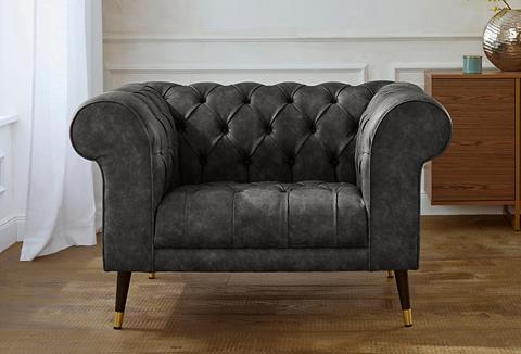 GUIDO MARIA KRETSCHMER HOME & LIVING GMK Home & Living Chesterfield Sofa »T...