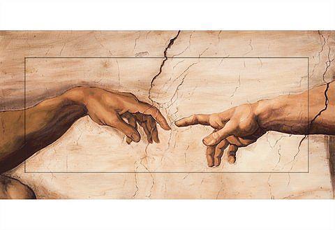 Paveikslas »S. A.: Hände« 100/50 cm