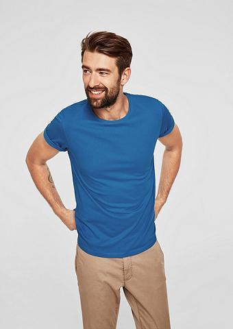 S.OLIVER RED LABEL Marškinėliai iš trikotažas