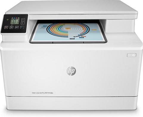 HP Color LaserJet Pro MFP M180n Spausdint...