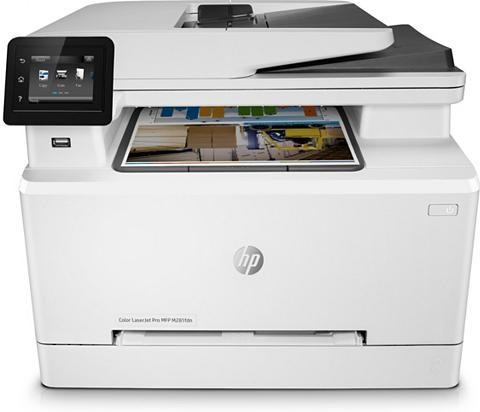 HP Color LaserJet Pro MFP M281fdn Spausdi...
