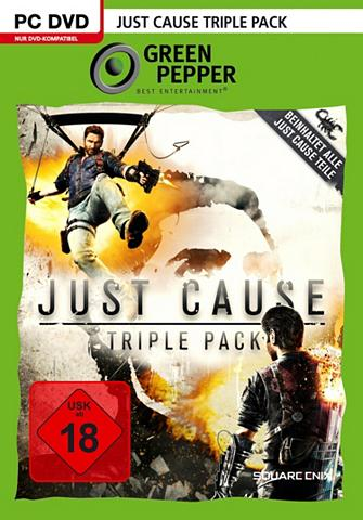 SQUARE ENIX Just Cause Triple Pack PC