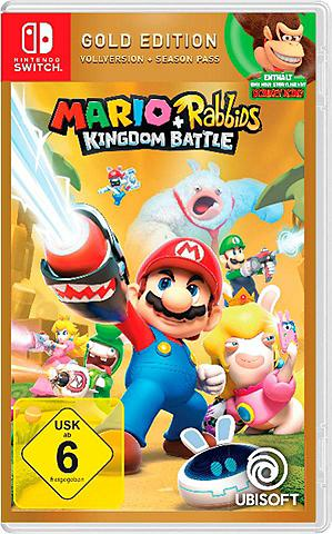 UBISOFT Mario & Rabbids Kingdom Battle Gold Ed...