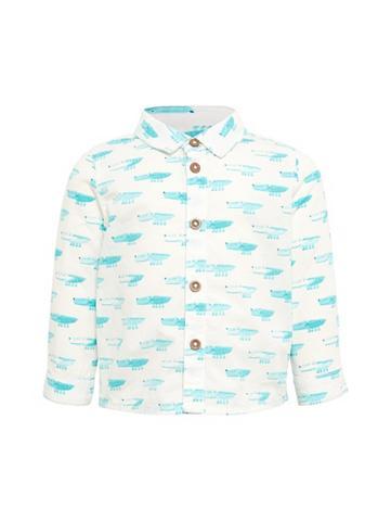 TOM TAILOR Marškiniai ilgomis rankovėmis »gemuste...