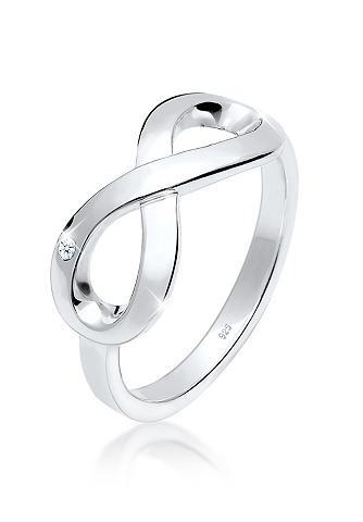 ELLI Žiedas su deimantais »Infinity Ewig de...