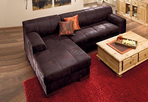 Kampinė sofa »Falk« su spyruoklės ir p...