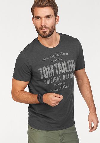 TOM TAILOR Marškinėliai