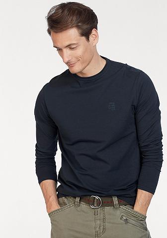 TIMEZONE Marškinėliai ilgomis rankovėmis