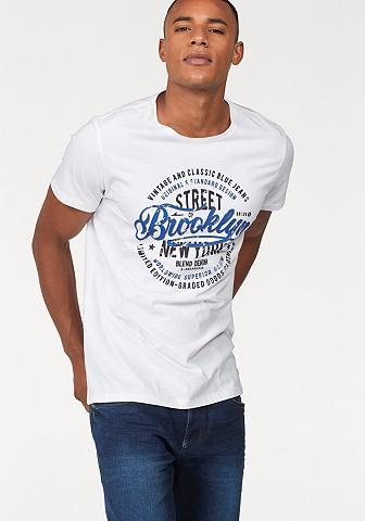 BLEND Marškinėliai »Brooklyn«