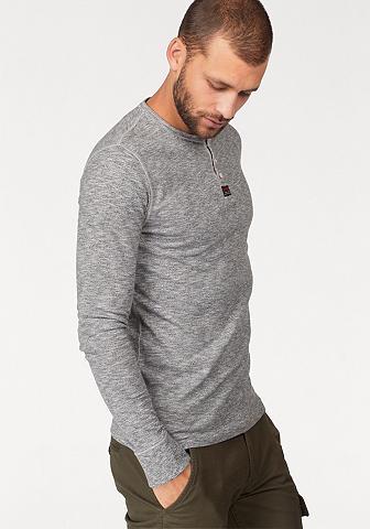 SUPERDRY Marškinėliai ilgomis rankovėmis »HERIT...