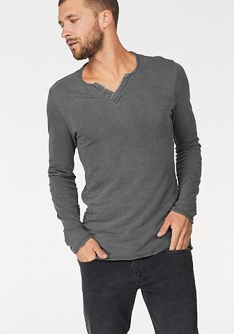 Q/S DESIGNED BY Marškinėliai ilgomis rankovėmis