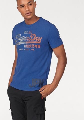 SUPERDRY Marškinėliai »VINTAGE LOGO 1ST«