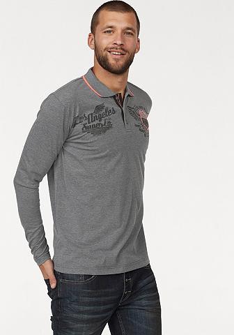 CIPO & BAXX Cipo & Baxx Polo marškinėliai ilgomis ...