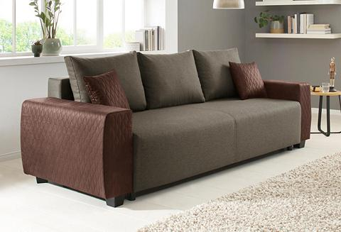 HOME AFFAIRE Sofa su miegojimo mechanizmu »Bella«