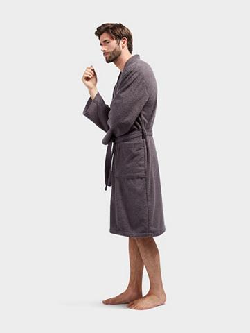 TOM TAILOR Vilnonis paltas »Basic Bademantel«