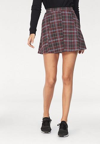 KANGAROOS Kanga ROOS Mini ilgio sijonas
