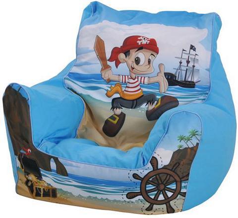 KNORR TOYS Kindersitzsack »Pirat«