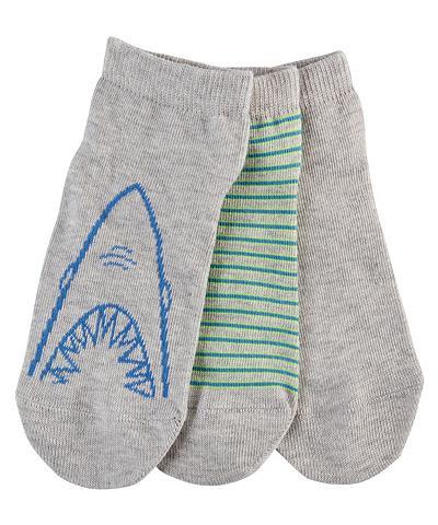 ESPRIT Kojinės sportbačiams Shark 3-Pack (3 p...